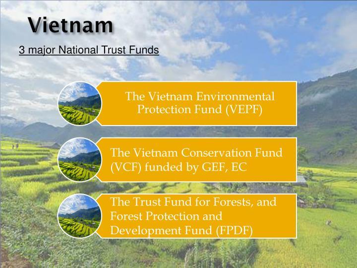 The Vietnam Environmental Protection Fund (VEPF)