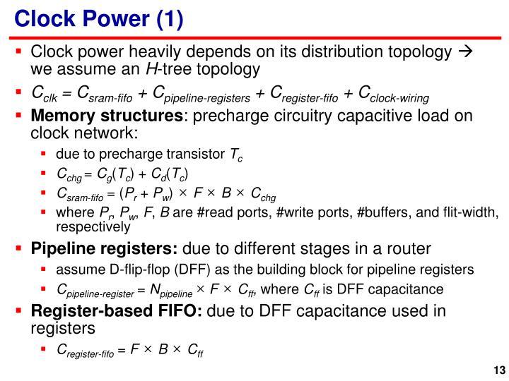 Clock Power (1)