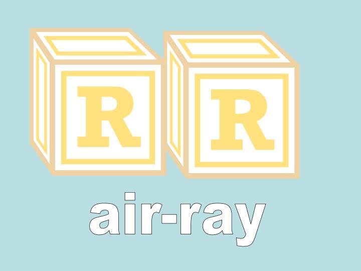 air-ray