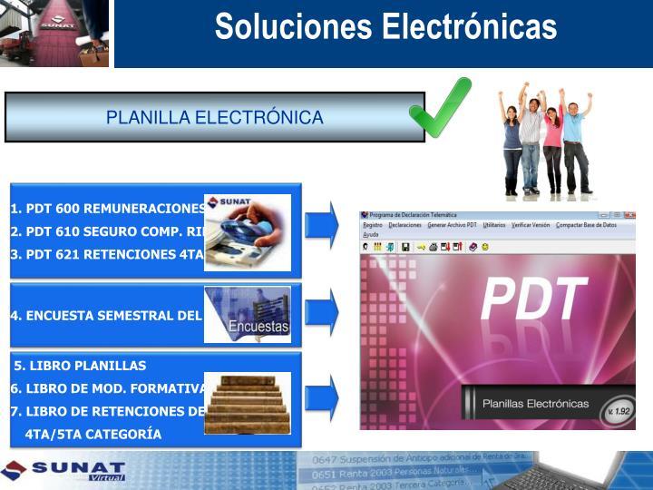 Soluciones Electrónicas