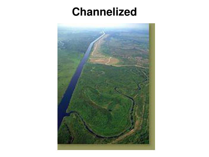 Channelized