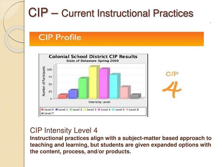 CIP –