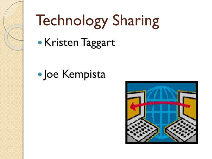 Technology Sharing