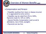 overview of women benefits cont d1