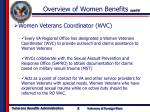 overview of women benefits cont d3