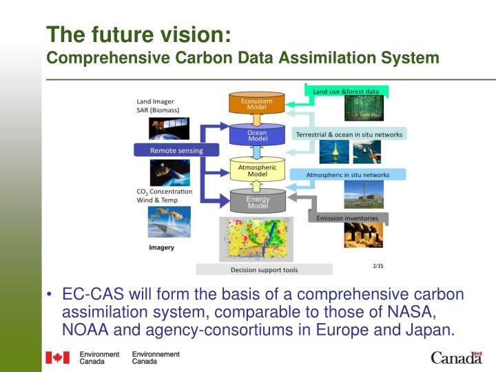 The future vision: