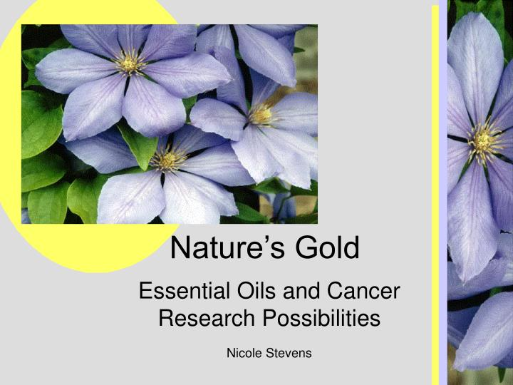 nature s gold