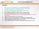 wp 6 progress milestones