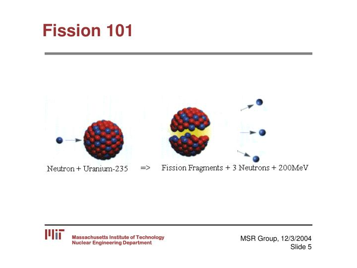 Fission 101