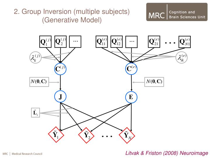 2. Group Inversion (multiple subjects)