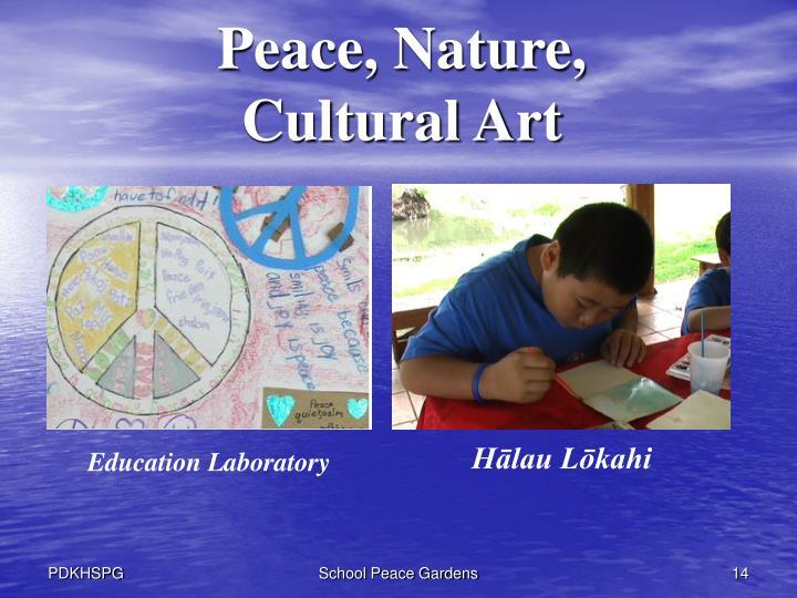 Peace, Nature,