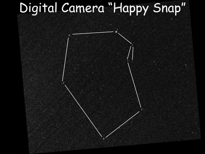 """Digital Camera """"Happy Snap"""""""