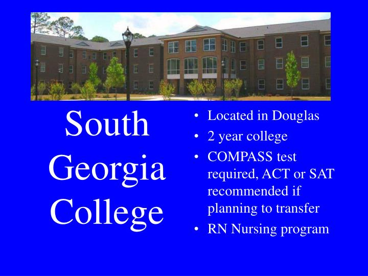 South Georgia College
