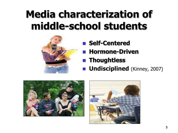 Media characterization of