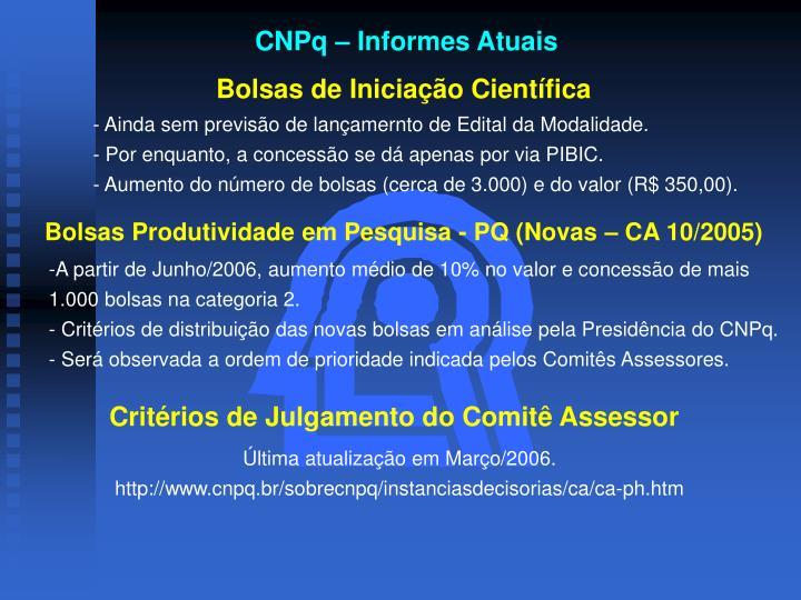 CNPq –
