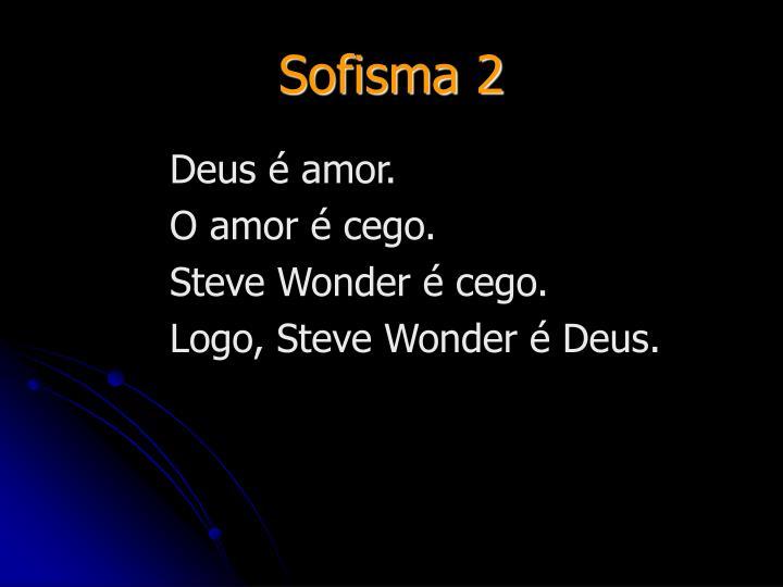 Sofisma 2