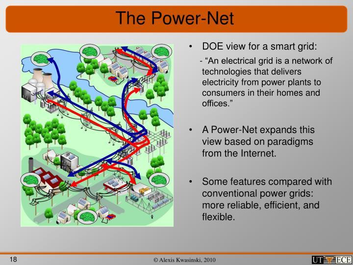 The Power-Net