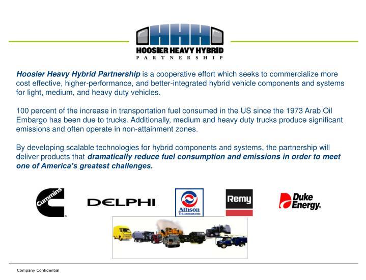 Hoosier Heavy Hybrid Partnership