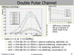 double pulse channel1