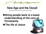 new age and the occult1