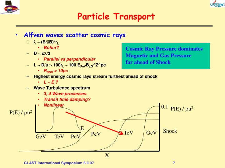 Particle Transport