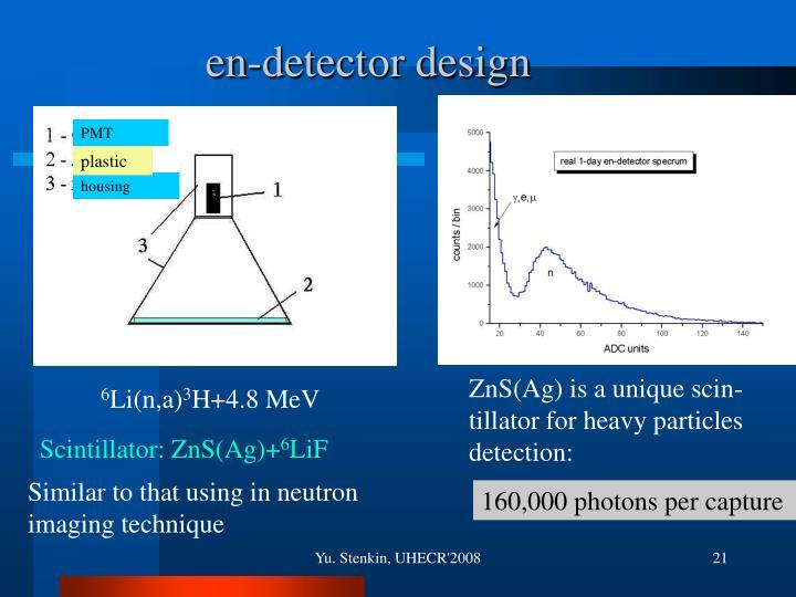 en-detector design