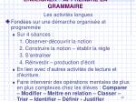 enseigner apprendre la grammaire18
