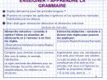 enseigner apprendre la grammaire19