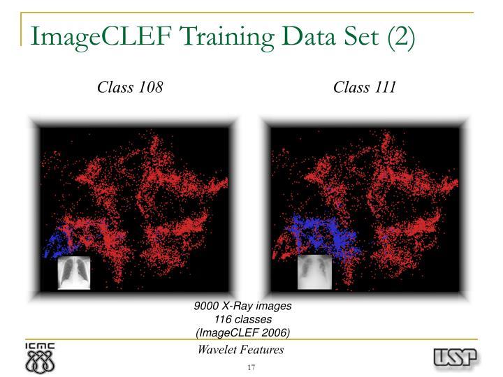 ImageCLEF Training Data Set (2)