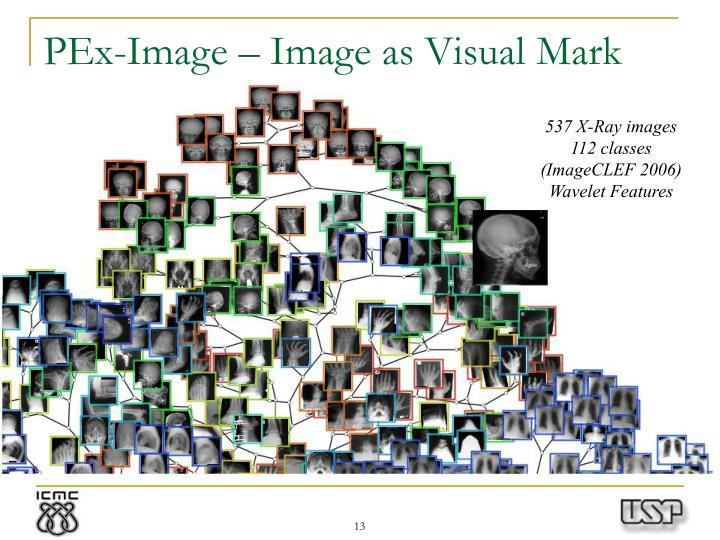 PEx-Image – Image as Visual Mark