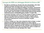 aussagen der pfb zum abh ngigen betrieb im februar 2011
