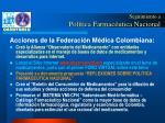 seguimiento a pol tica farmac utica nacional1