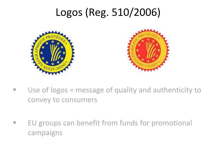 Logos (Reg. 510/2006)