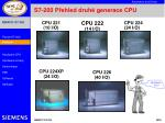 s7 200 p ehled druh generace cpu