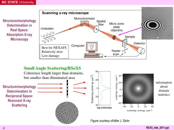scattering vector q