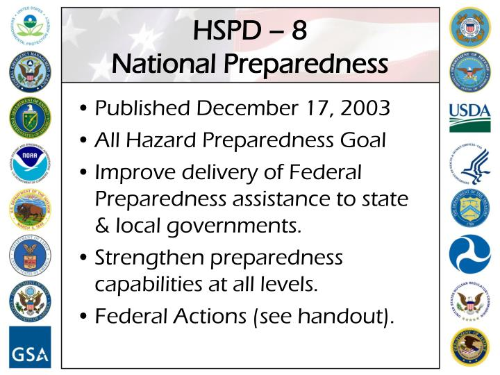 HSPD – 8