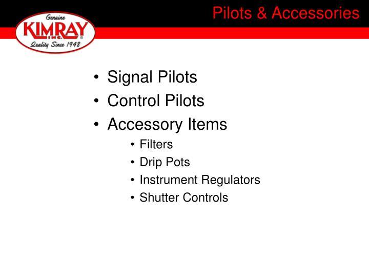 Signal Pilots