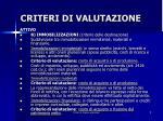criteri di valutazione1