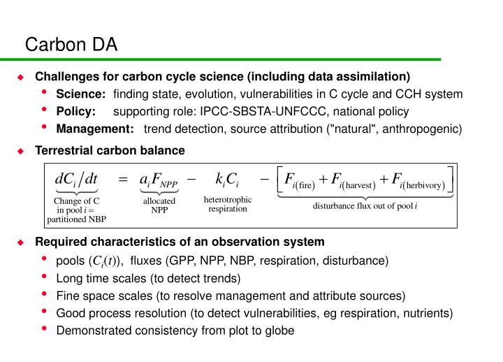 Carbon DA