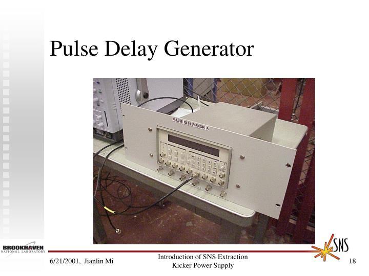 Pulse Delay Generator