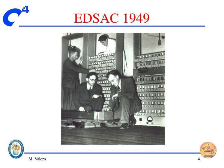 EDSAC 1949