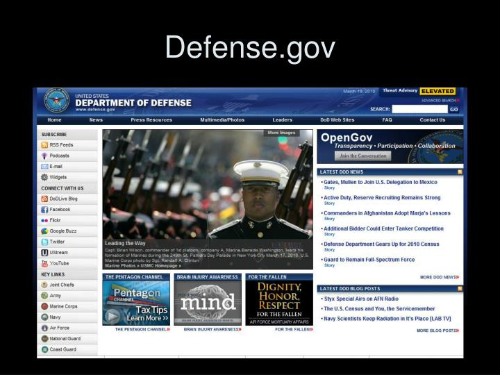 Defense.gov