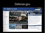 defense gov