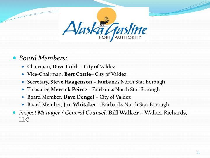 Board Members:
