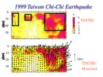 1999 taiwan chi chi earthquake