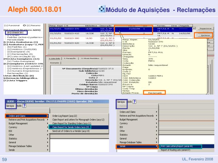 Aleph 500.18.01