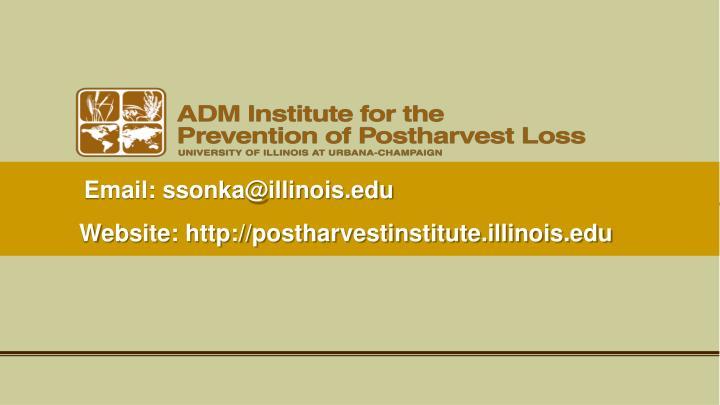 Email: ssonka@illinois.edu