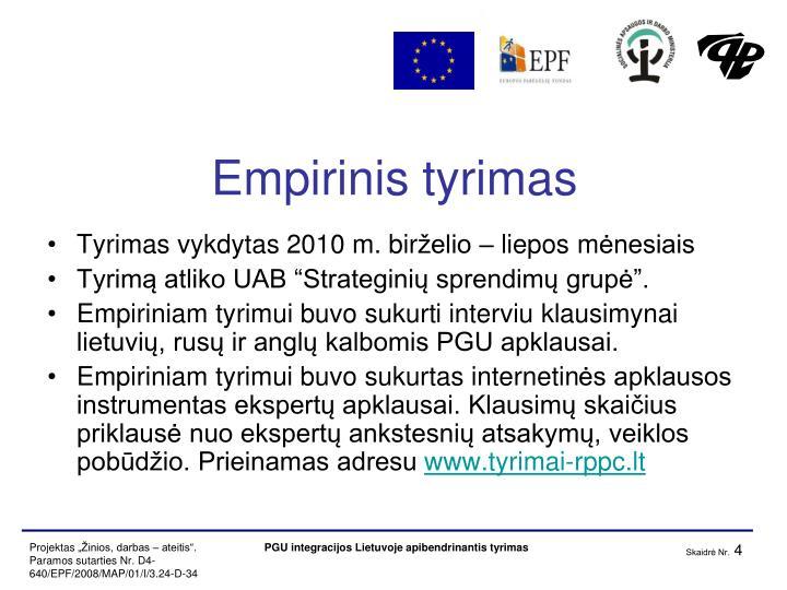 Empirini