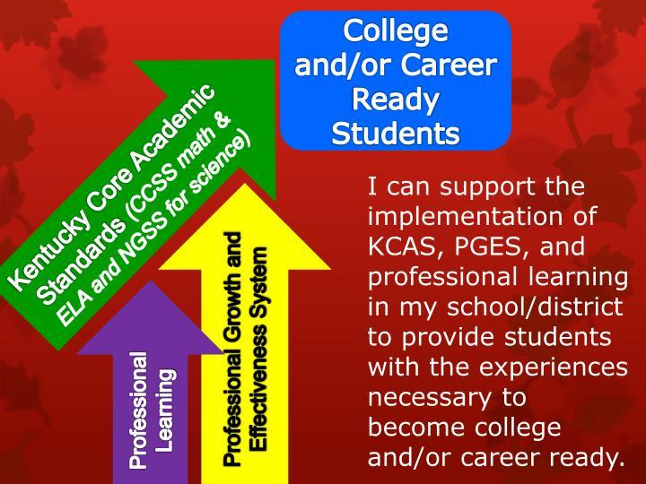 Kentucky Core Academic