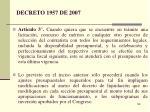decreto 1957 de 20071